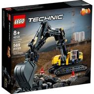 樂高LEGO 科技系列 - LT42121 重型挖土機