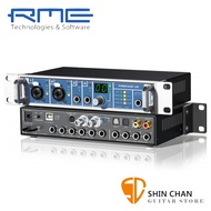 RME Fireface UC USB 專業錄音介面 24-bit/192kHz 原廠公司貨【18進18出】