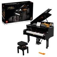 【LEGO 樂高】Ideas 演奏鋼琴 21323 鋼琴 模型(21323)
