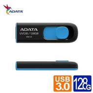 【ADATA 威剛】UV128 128G USB3.2 行動碟(藍色)