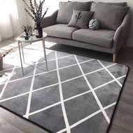 ♡H03♡北歐客廳地毯地墊 訂製地毯地墊 多款式 簡約IKEA 臥室地毯