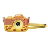 FUNY - Kids童趣二代數位相機-黃小鹿-【升級附贈】32G記憶卡