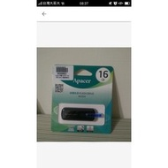【Apacer宇瞻】16GB AH354 U形USB3.0隨身碟-速達