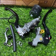 BREMBO MASTER PUMP ASSY & CLUTCH LEVER ASSY SET  (AA)