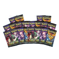 Set of 7 Pokemon TCG Hidden Fates Booster Pack