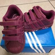 二手 adidas 5.5號 女寶 運動鞋