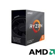 AMD Ryzen 5 3600X 3.8GHz 六核心 中央處理器