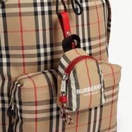 英國🇬🇧購入Burberry博柏利超Q小後背包吊飾