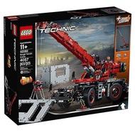 LEGO 樂高 Technic 科技系列 - LT42082 曠野地形起重機