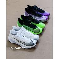 正版 3款(綠紫白)男款NIKE Zoom fly 3 慢跑鞋現貨 全新