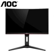 AOC C27G1 27吋VA曲面電競螢幕(VA/144HZ/1MS/D-SUB/HDMI/DP/三年保固)