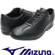 鞋大王Mizuno B1GC-152309/LD40 CROSS/ 全皮質健走鞋/寬楦/上班/特價出清/ 717M