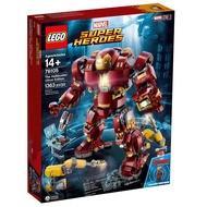 (全新免運) LEGO 樂高 超級英雄  76105  浩克毀滅者  盒組