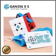 Rubik Gan 356 Xs 3x3 X 3 Magnetic Stickerless 3x3 Gan356 X S Gan 356xs Tg-7952-620