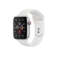Apple Watch Series 5 LTE Sport 44mm銀鋁/白運動MWWC2TA/A
