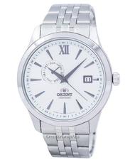 Orient Automatic Men's Silver Stainless Steel Bracelet Watch FAL00003W0