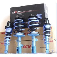 【優質輪胎】全新原裝KYB 藍筒避震器(TOYOTA ALTIS WISH SIENTA)三重區