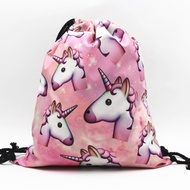 For Notebook Bagpack KPOP Unicorn Shopping Storage Bundle Backpack Smiggle POP