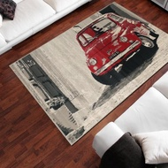 【Ambience】比利時Shiraz 現代地毯-Fiat500(120x170cm)