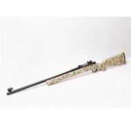 < WLder > KJ M700 數位迷彩 全金屬 瓦斯槍 一體式(BB槍BB彈玩具槍CO2槍CO2直壓槍長槍模型槍狙擊槍