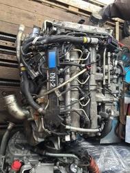 日本外匯  三菱  FOSO  4P10引擎[CANTER 堅達3.5噸 6.9頓 7.5頓 7.7頓 8頓]零件可拆售