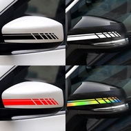 Reflective Mirror Stickers Reflective Car Stickers Auto Rearview Mirror Stickers