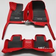 Benz賓士 GLK300 全包腳踏墊 踏墊 腳墊 汽車腳踏墊GLK260 GLK200越野內飾改裝