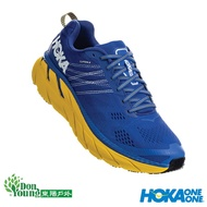 【HOKA ONE ONE】Clifton 6 寬楦男款路跑鞋 星雲藍檸檬 下殺5折