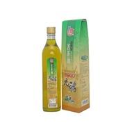 【北港 元福麻油廠】招牌養生頂級苦茶油(520CC/瓶)