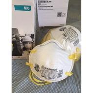 หน้ากากอนามัยN95 3M8210 ป้องกันฝุ่นควัน สารเคมี และเชื้อโรค 3M8210กล่อง/20ชิ้น Default