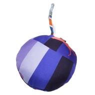 【Hermes 愛馬仕】Ornament silk真絲抱枕造型掛/吊飾(紫H022238-PURPLE)