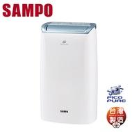 【SAMPO 聲寶】12公升PICO PURE空氣清淨除濕機(AD-W724P)