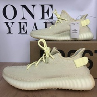 ONE YEAR_ ADIDAS YEEZY BOOST 350 V2 BUTTER 奶油黃 F36980