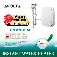 Avolta • Instant Water Heater • Value for Money • Digital Selector Control • SIN-WH15 (A)