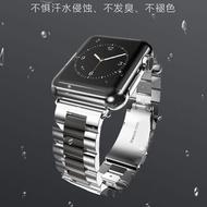 ใช้ได้ครับiwatch6/se/5สายรัดapplewatchนาฬิกา Apple4/3/2สแตนเลสมิลาน NICE สายนาฬิกาไนลอน40mm44บุคลิกภาพของผู้หญิง38น้ำ42ธารน้ำแข็งชายรุ่นแบรนด์น้ำ