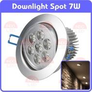 7w Led Downlight Spot Eyes 7 Ceiling Lights