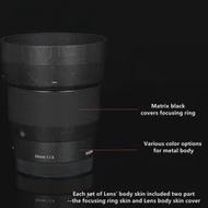 Sigma 56mmF1.4ป้องกันฟิล์มสำหรับ Sigma 56Mm F/1.4 DC สำหรับเลนส์ Sony E Mount Protector Cover สติกเกอร์ฟิล์ม