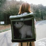 @曦曦小店喵星齋 授權店日本樂天Mandarine MB寵物外出背包MB狗狗貓咪貓包