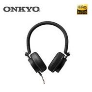 [ONKYO] H500M Hi-Res耳罩式耳機 (黑/白)