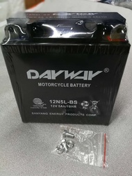 [ AKIHI MOTOR] Motorcycle Battery For Mio 12N5L-BS