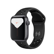 Apple Watch Nike Series 5 Space Gray Aluminium Case Anthracite/Black Nike Sport Band 40mm GPS + Cellular