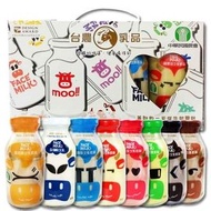 台農乳品 玻璃瓶保久乳 200ml 多種口味 全省皆可詢問選購 (中華民國農會台農鮮乳廠出品)