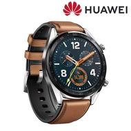 出清!二手 HUAWEI 華為 Watch GT馬鞍棕鋼色 智慧手錶