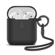 Syncwire AirPods ケース AirPods 1/AirPods 2 対応 AirPodsカバー 高品質シリコン