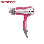 【現貨】TESCOM TID960 TID960TW 負離子 吹風機 大風量 粉 白 白鑽 桃粉 摺疊 原廠公司貨