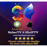 SYBERTV / SYBER TV / SYBER IPTV VVIP ANDROID