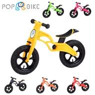 【BabyTiger 虎兒寶】POPBIKE 兒童充氣輪胎滑步車