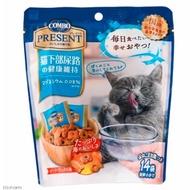 日本COMBO PRESENT貓用綜合營養餅乾