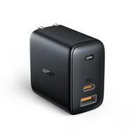 AUKEY 氮化鎵GaN系列 (PA-B3) Mix 65W PD快充充電器 樂天年貨大街整點特賣 01/14 17:00 準時開賣
