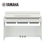 【YAMAHA 山葉】YDP-S34 88鍵掀蓋型 數位電鋼琴典雅白色款(原廠公司貨 商品品質有保障)